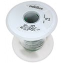 24 AWG 300V Stranded Hook-Up Wire 100 Foot Spool Gray