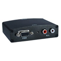 VGA Video & Stereo Audio to HDMI Digital Converter
