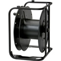 Hannay Reels AVD-3 Cable Reel w/Side Mounted Connector Panel & Casters