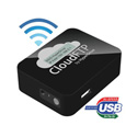 HyperDrive CloudFTP Wireless iPad Adapter for USB Storage Devices