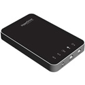 HyperDrive Hard Drive for iPad 1TB w/Photo Kit Adapter