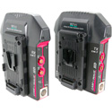 IDX CW-7 HD-SDI/SD-SDI Uncompressed Wireless System w/ V-Mount