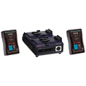 IDX ES922 Package VL-2PLUS Charger and 2 EHL9S Batteries