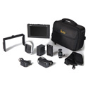 ikan D5-DK-C D5 Field Monitor Deluxe Kit for Canon DV 900 Battery