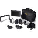 ikan D5w-DK D5w Field Monitor Deluxe Kit for Canon DV 900 Battery