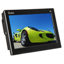 ikan D7w 7 Inch 3G-SDI LCD Waveform Monitor with Canon DV900 Battery Plate