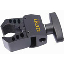 ikan Elements Pinch Clamp w/ 1/4in - 20 and 3/8in to 16 Female Sockets