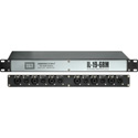 Sescom IL-19-6RM 6-Channel In-Line Rackmount Isolation Hum Eliminator