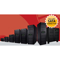 TecNec 2 Target SATA Spartan Pro 24x DVD/CD Tower Duplicator