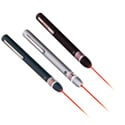 Infiniter 100 650nm Pen Style Laser Pointer with 500yd Range - Black