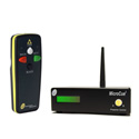 Interspace Industries MICROCUE2-L Pro Dual USB Cueing Syst - Green Laser Pointer