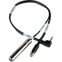 Sescom iPhone/iPod/iPad RA TRRS to 1/4-Inch Guitar Level w/Headphone Jack