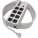 Tripp Lite ISOBAR825ULTRA 8 Outlet 3840 Joules Isobar Surge Suppressor