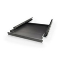 iStar WA-KBR80B 1U Compact Sliding Keyboard Drawer 800mm Depth