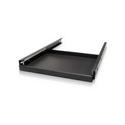 iStar WA-KBR96B 1U Compact Sliding Keyboard Drawer 1000mm Depth