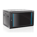 iStar WM645B 6U 450mm Depth Wallmount Server Cabinet