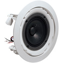 JBL 8124 4 Inch Full Range In-Ceiling Loudspeaker 4-Pack