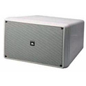 JBL CTRL210-WH Surface Mount Subwoofer (White)