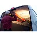 JET Rack Space Saving Interior Ladder Storage System