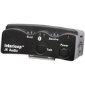 JK Audio Interloop Wired-Wireless Bluetooth Intercom Belt Pack with HD Voice