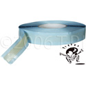 Joes Sticky Stuff Green Label Clear Rubber Tape 1in x 65ft Roll
