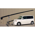 JonyJib Pro 24 Ft. Jib With LCD Mount & Mitchell Mounting Hub