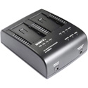 JVC S-3602V 2 Channel Battery Charger / AC Adaptor with LED Charge Indication