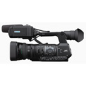 JVC GY-HM650U ProHD Handheld Solid State Media Camcorder - USB Host Function