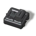 JVC LC-2J Dual Battery Charger
