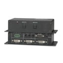 KanexPro DVISW2A DVI 2x1 Switcher with built-in HDCP - Audio & RS-232