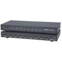 KanexPro HD8PSPM 1x8 HDMI Amplified Splitter System
