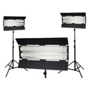 FloLight KIT-FL-110HMD3 3-Point Daylight Lighting Kit