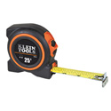 Klein Tools 93225 25 Ft. Magnetic Double Hook Tape Measure