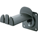 K&M 16310 Headphone Holder - Wall Mount