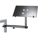 K&M 18815 Laptop Holder for Omega Keyboard Stands