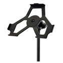 K&M 19710 iPad Mic Stand Holder 1st generation