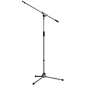 K&M 21060.577.87 Soft Touch Microphone Stand - Gray