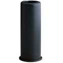 K&M Stands 21326 Speaker Flange Adapter Sleeve - Black