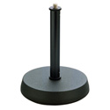 K&M 232 Table Microphone Stand (Black)