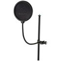 K&M 23956 Popkiller Plosive Eliminator Studio Mic Pop filter