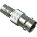 Kings 206G-034-00002N DIN-Plug/BNC-Jack Inline Adapter- Nickel
