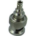 Kings 206H-034-00001N DIN-Jack/BNC-Plug Inline - Nickel