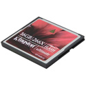 Kingston Technology CF/16GB-U2 16GB Compact Flash (CF) Flash Card w/Recovery Software