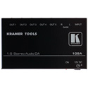 Kramer 105A 1x5 Audio Distribution Amplifier w/ 3.5m conn