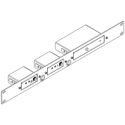 Kramer RK-1T2PT 19 Inch Rack Adapter for Mounting one TOOL & two PicoTools
