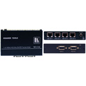 Kramer TP-114 1x4 Computer Graphics Video & HDTV over Twisted Pair Transmitter & Distribution Amplifier