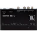 Kramer TP-41 Component (3-RCA) & S/PDIF Line Transmitter