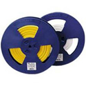 Kroy 98-YT31-1242 100 ft Shrink Tube Reels - 1/2 inch (Yellow)