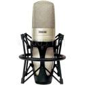 Shure KSM32/SL Champagne Studio Microphone