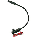 Littlite L-5/12 LED Automotive 12inch End Mount Gooseneck